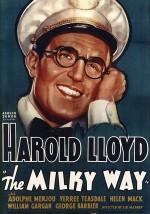 The Milky Way (1936) afişi
