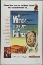 The Miracle of Our Lady of Fatima (1952) afişi