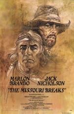 The Missouri Breaks (1976) afişi