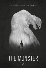 The Monster (2016) afişi