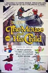 The Mouse and His Child (1977) afişi