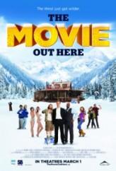 The Movie Out Here (2012) afişi