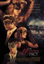 The Murder Pact (2015) afişi