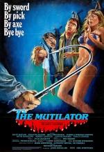 The Mutilator (1984) afişi