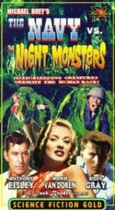 The Navy vs. the Night Monsters (1966) afişi