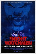 The Night Watchmen (2017) afişi
