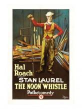 The Noon Whistle (1923) afişi