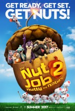 The Nut Job 2: Nutty by Nature (2017) afişi
