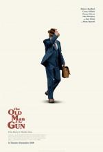 The Old Man and the Gun (2018) afişi