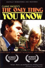 The Only Thing You Know (1971) afişi