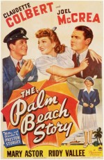 The Palm Beach Story (1942) afişi