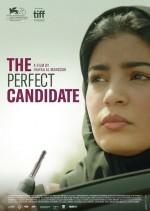 The Perfect Candidate (2019) afişi