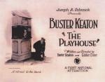 Tiyatro Salonu (1921) afişi