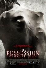 The Possession of Michael King (2014) afişi