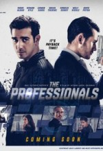 The Professionals (2016) afişi