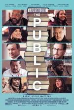 The Public (2018) afişi