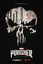 The Punisher Sezon 1 (2017) afişi