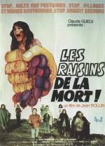 Les Raisins de la mort (1978) afişi
