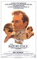 The Razor's Edge (1984) afişi