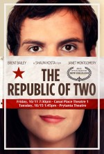 The Republic of Two (2013) afişi