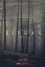 The Ritual (2017) afişi
