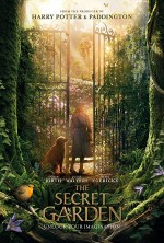 The Secret Garden (2020) afişi