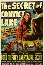 The Secret Of Convıct Lake (1951) afişi