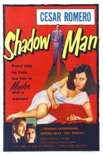 The Shadow Man (1953) afişi