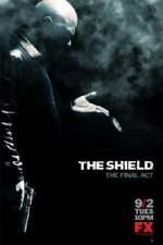 The Shield (2002) afişi