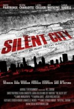 The Silent City (2014) afişi