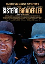The Sisters Brothers (2018) afişi