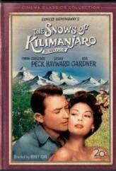 Kilimanjaro'nun Karları (1952) afişi