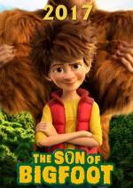 The Son of Bigfoot  (2017) afişi