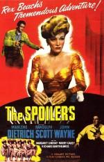 The Spoilers (1942) afişi
