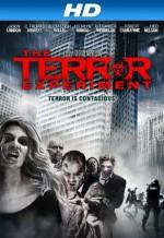 The Terror Experiment (2010) afişi