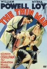 The Thin Man (1934) afişi