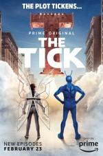 The Tick Sezon 2 (2018) afişi