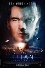 The Titan (2018) afişi