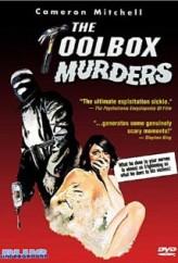The Toolbox Murders (1978) afişi