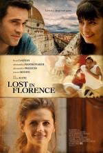 Lost in Florence (2016) afişi