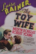 The Toy Wife (1938) afişi