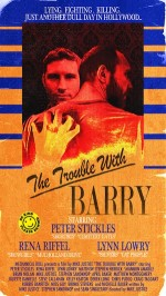 The Trouble with Barry (2013) afişi