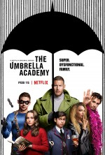 The Umbrella Academy (2019) afişi