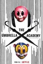 The Umbrella Academy Sezon 2  afişi