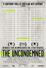 The Uncondemned (2015) afişi