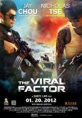 The Viral Factor (2012) afişi