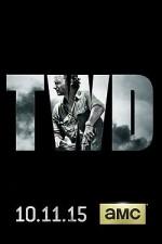 The Walking Dead Sezon 6 (2015) afişi
