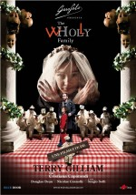 The Wholly Family (2011) afişi