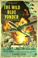 The Wild Blue Yonder (1951) afişi