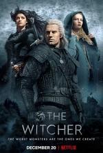 The Witcher Sezon 2 (2021) afişi
